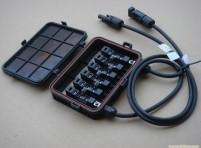 太阳能光伏组件接线盒壳体塑料手机在线体彩滚球app安卓版下载