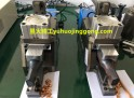 空调压缩机工艺管封尾焊接机