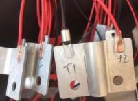 新能源汽车动力电池采样线铝排手机在线体彩点焊机